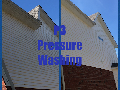 Power washing in Fairview and Nashville, TN by P3 Pressure Washing